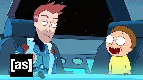Sneak Peek Vindicators 3 The Return of Worldender Rick and Morty Adult Swim