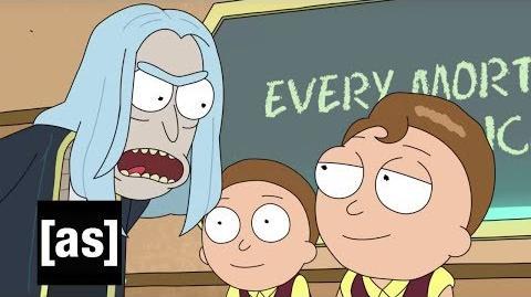 Inside 'The Ricklantis Mixup' Rick and Morty Adult Swim