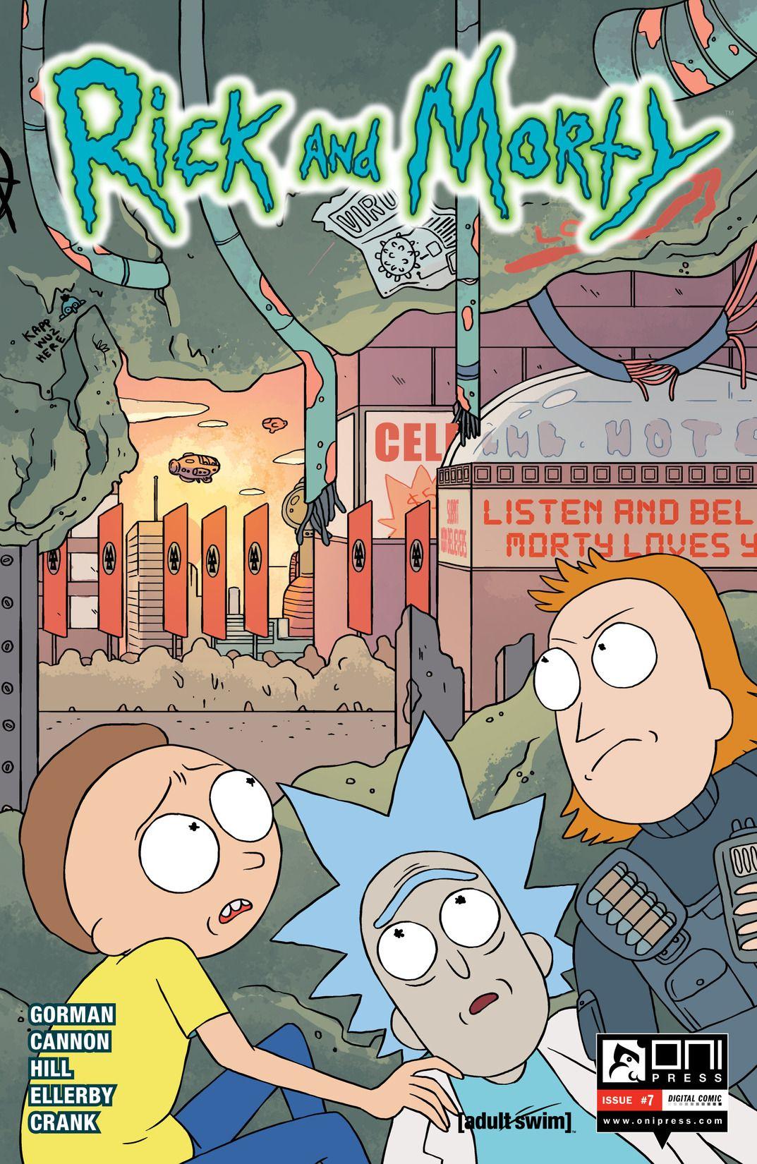 Rick Und Morty Deutsch