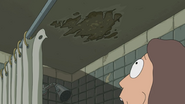 Jerry's Bathroom Ceiling