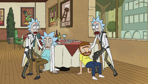 Woman Rick Rick And Morty Wiki Fandom Powered By Wikia