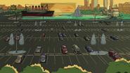 S1e11 parking lot