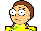 Pocket Mortys Morty