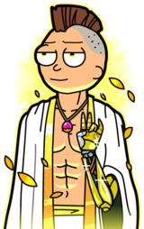The One True Morty (Pocket Mortys)