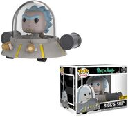 Funko-Pop-Rides-Rick-and-Morty-34-Ricks-Ship-Hot-Topic-Exclusive