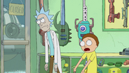 S1e7 exasperated rick