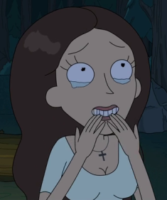 Tricia Lange | Rick and Morty Wiki | FANDOM powered by Wikia