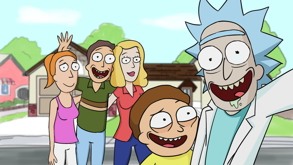 Rick sanchez rick and morty wife sexual dysfunction