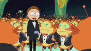 S1e9 morty questions