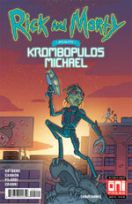 RM Presents Krombopulos Michael CJ Cannon