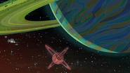S2e3 driving through space