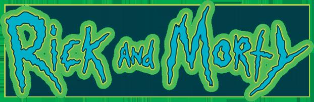 Plik:Rick and Morty logo.png