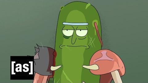 Inside 'Pickle Rick' Rick and Morty Adult Swim