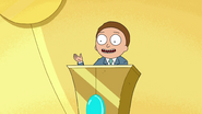 S3e7 candidate morty speaks
