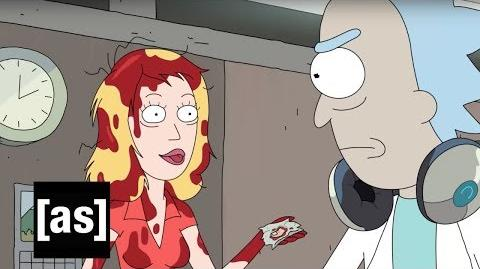 Fathers and Daughters (Full Length Song) Rick and Morty Adult Swim