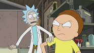 S1e5 rick genuinely worried