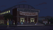 S1e6 flu season dance