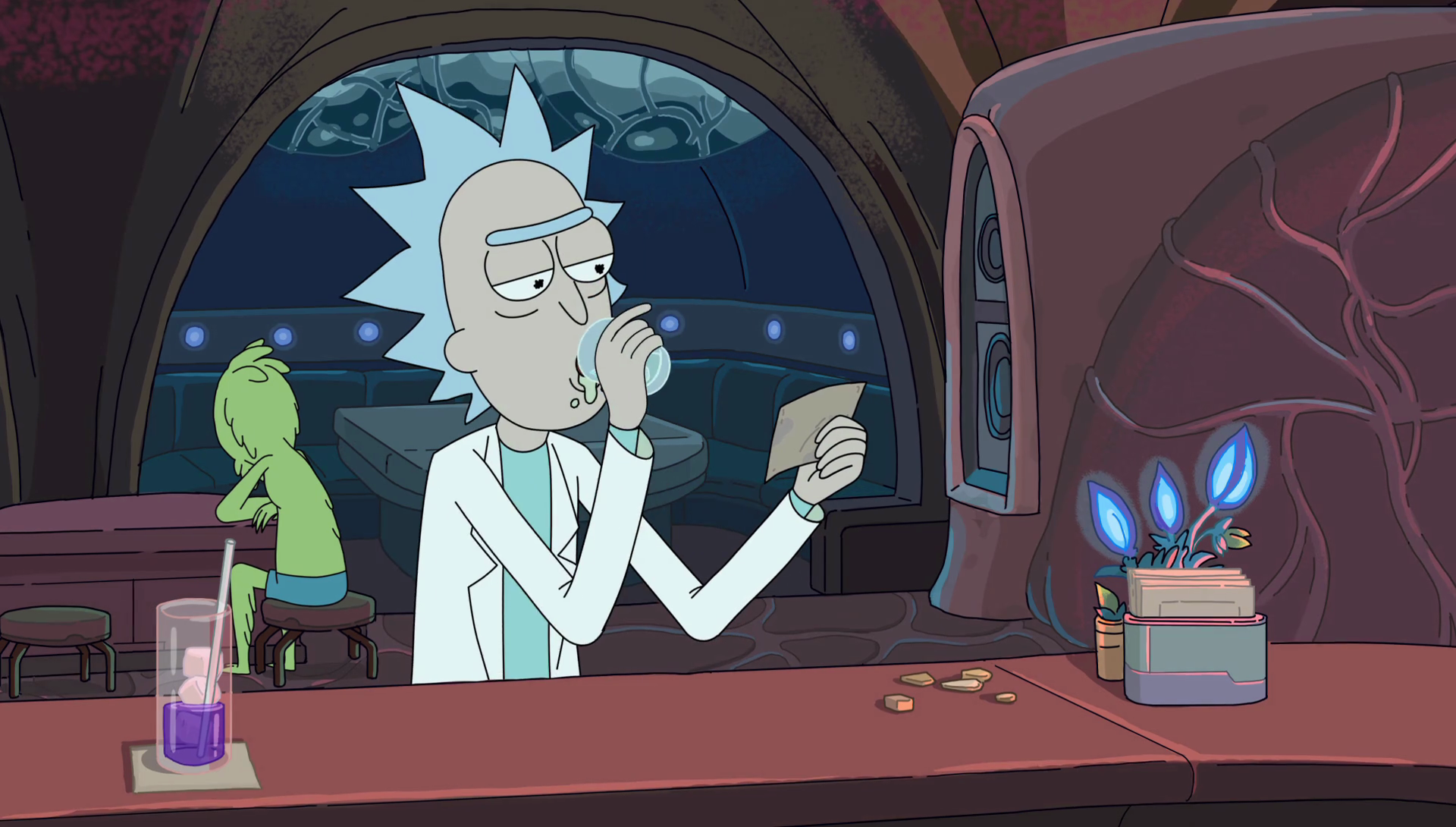 Hurt | Rick and Morty Wiki | FANDOM powered by Wikia