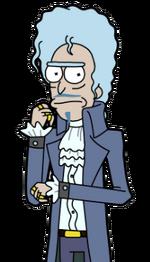 Scientist Known As Rick Sprite