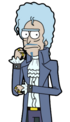 Scientist Known As Rick Sprite