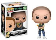 Funko-Pop-Rick-and-Morty-173-Weaponized-Morty