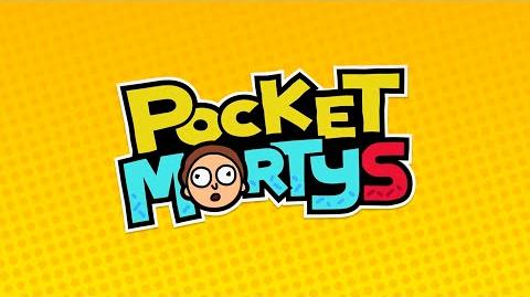 OST Pocket Mortys - Head Bent Over (ReUp No Crackles!)