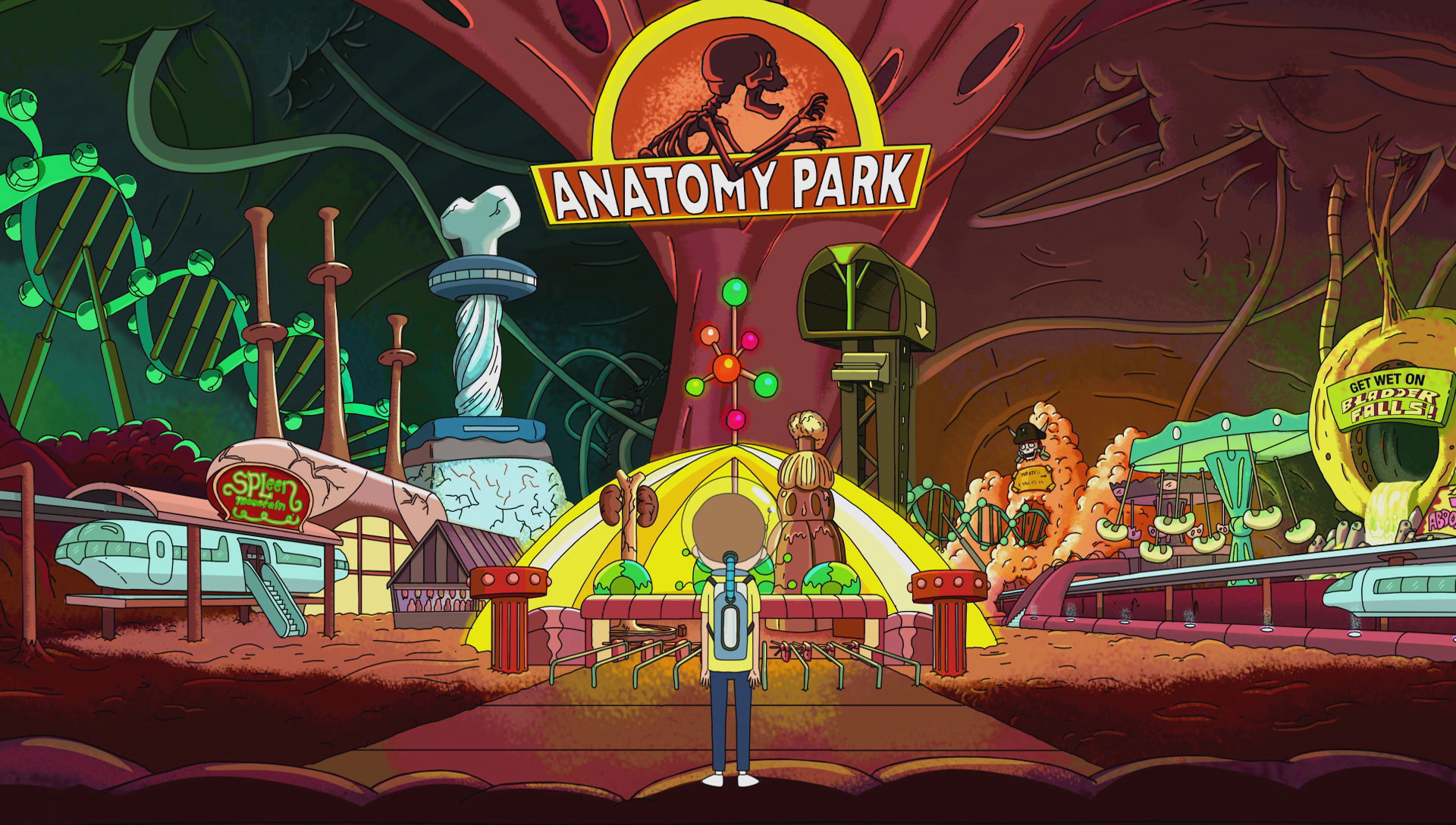 Anatomy Park (episode) | Rick and Morty Wiki | FANDOM powered by Wikia