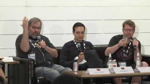 ATX Television Festival Rick and Morty creators interview