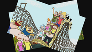 S1e8 hamworld rollercoaster