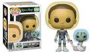 Funko-Pop-Rick-and-Morty-Figures-690-Space-Suit-Morty-with-Snake