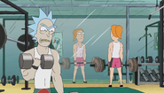 S1e9 summer rick workout5