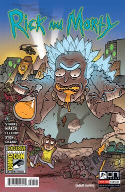 Issue 28 Zander Cannon