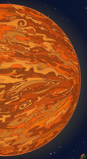 Gazorpazorp planet
