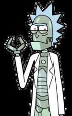 Robot Rick