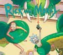 Rick and Morty Issue 30
