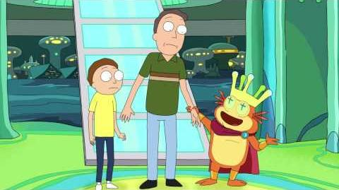 Rick and Morty The Complete First Season - Clip Pluto's a Planet - Own it on 10 7
