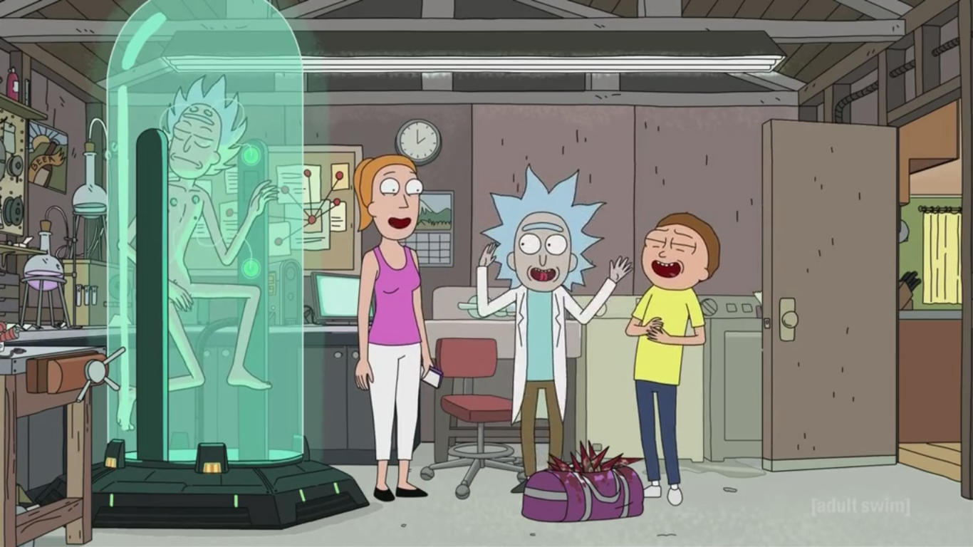 Big Trouble in Little Sanchez | Rick and Morty Wiki | FANDOM