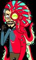 Octopus Man sprite