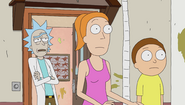 S1e11 surprised morty and summer