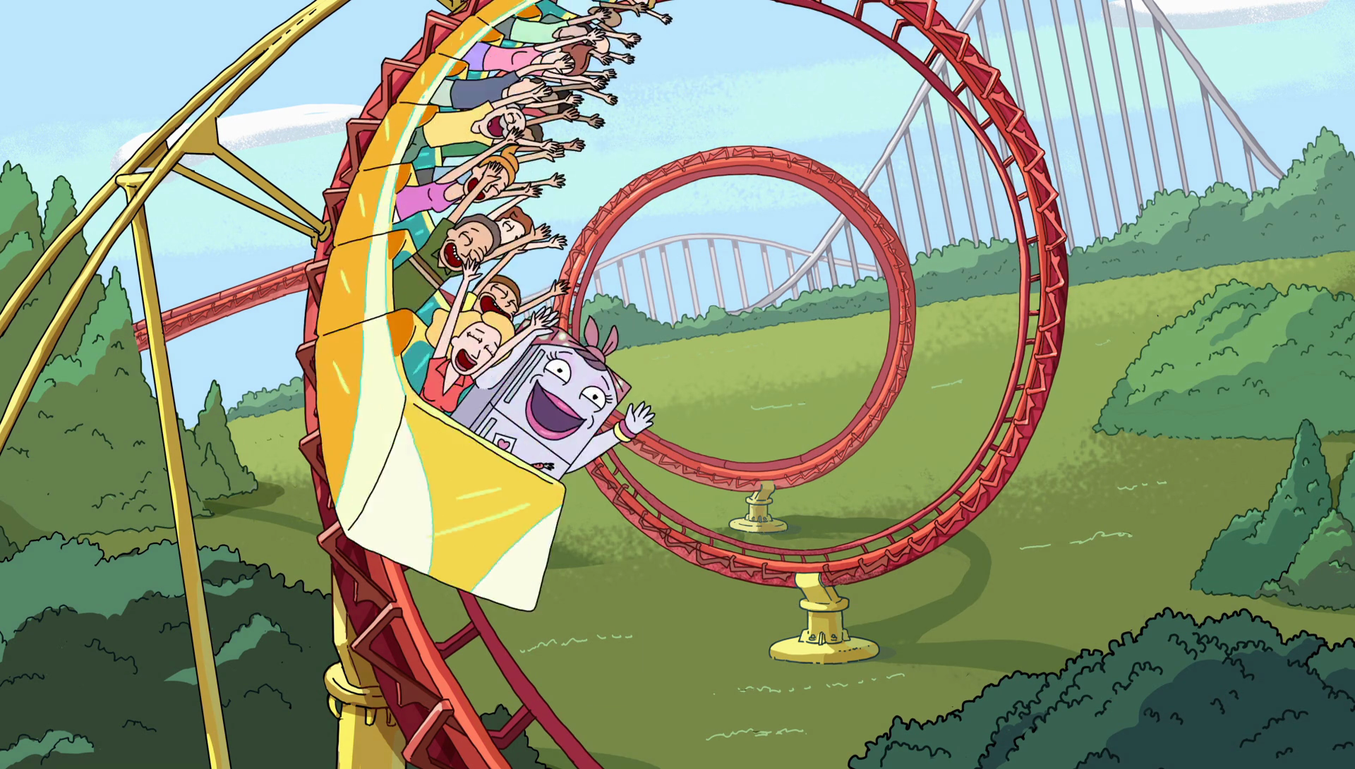 photo The Erotic Roller Coaster