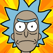 Pocket Mortys App Icon 1.2.5