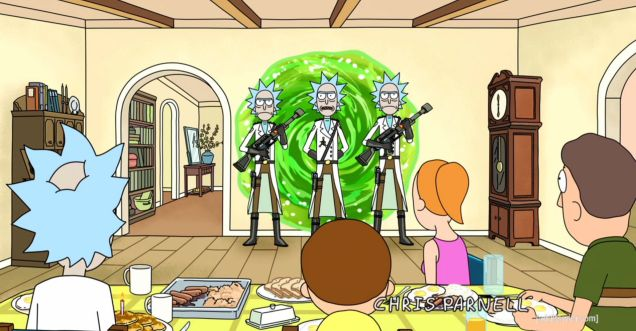 Close Rick-counters of the Rick Kind | Rick and Morty Wiki | FANDOM