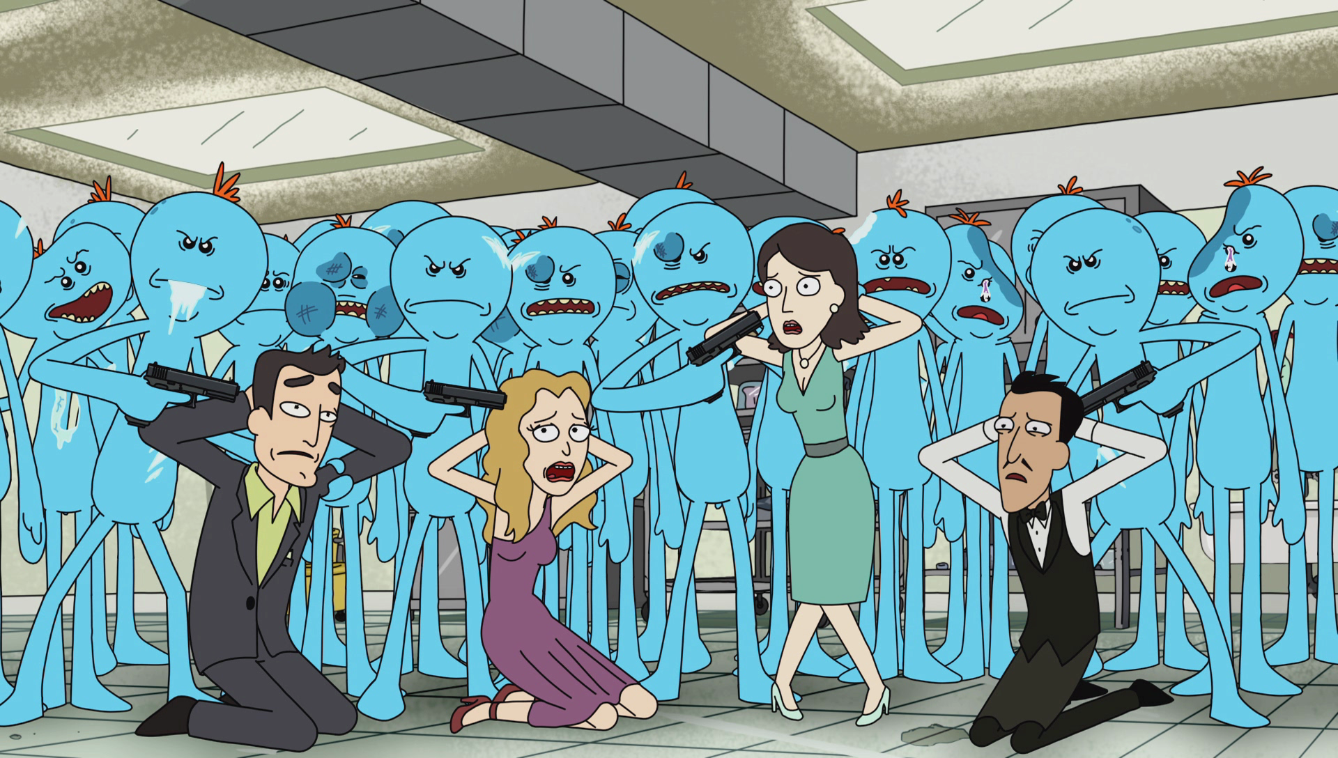 Meeseeks and Destroy | Rick and Morty Wiki | FANDOM powered by Wikia
