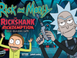 The RickShank Rickdemption (Game)