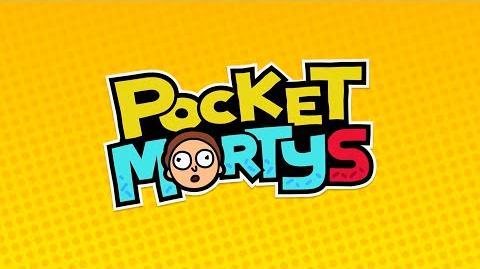 OST Pocket Mortys - Moonmen