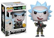 Funko-Pop-Rick-and-Morty-172-Weaponized-Rick-Drooling-Chase