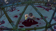 S3e2 morty in blood dome