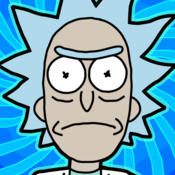 Pocket Mortys App Icon 1.6