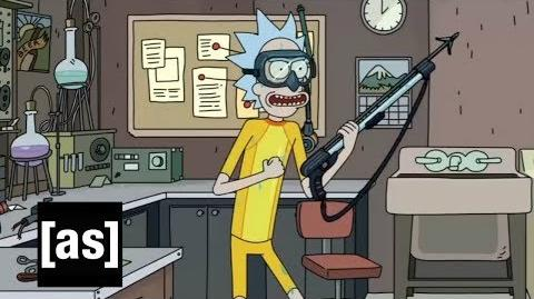 Sneak Peek The Ricklantis Mixup Rick and Morty Adult Swim