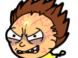 Psychokinetic Morty (Pocket Mortys)